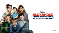 Alexander and the Terrible, Horrible, No Good, Very Bad Day Watch Free