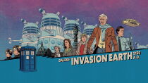 Daleks' Invasion Earth: 2150 A.D. Watch Free