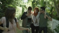 Disaster L.A.: The Last Zombie Apocalypse Begins Here Watch Free