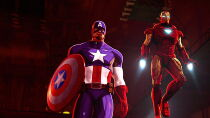 Iron Man and Captain America: Heroes United Watch Free