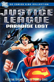Justice League: Paradise Lost Watch Free