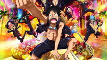 One Piece Film: GOLD Watch Free