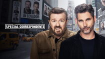 Special Correspondents (2016) Watch Free