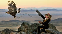 The Eagle Huntress Watch Free
